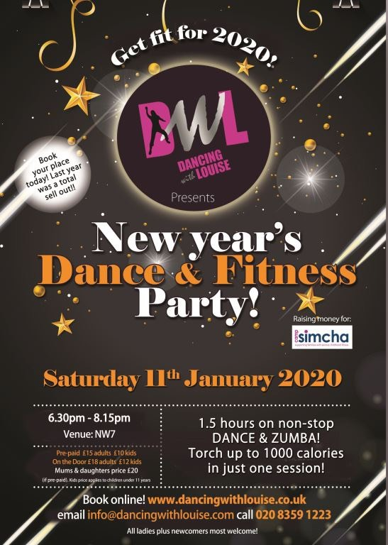 New Year's Dance & Fitness Party 2020